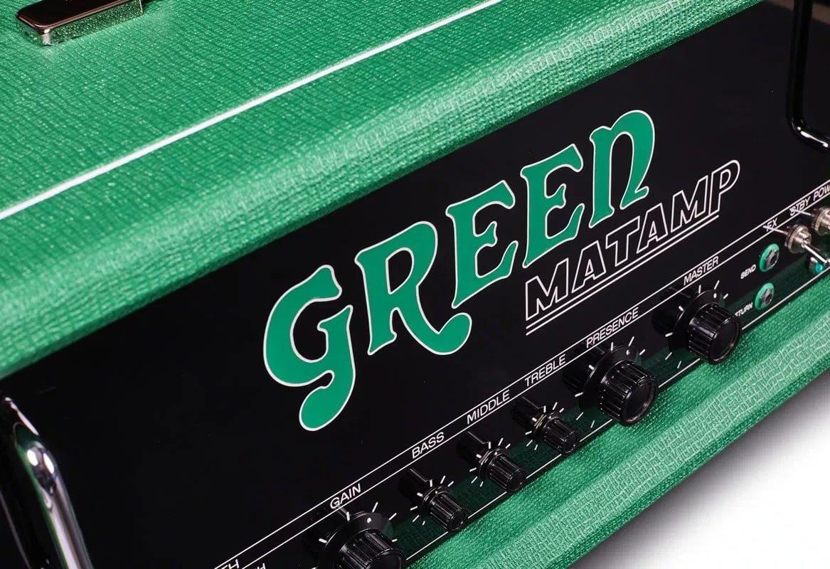Green Matamp GT200 Angle