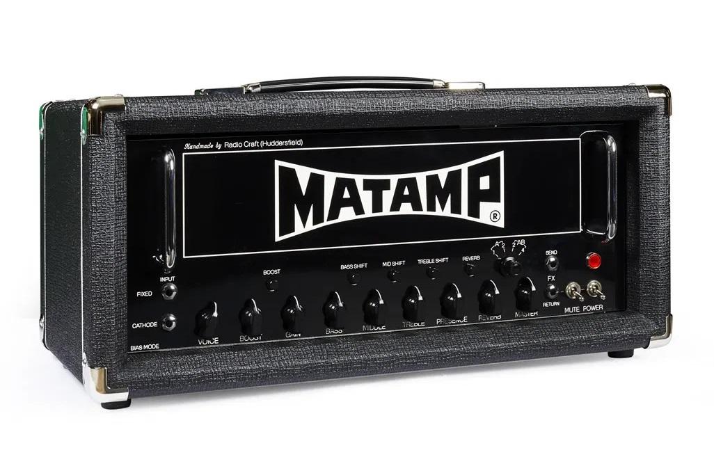 Matamp 1224 Front