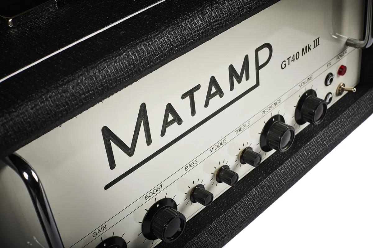 Matamp GT40 Angle
