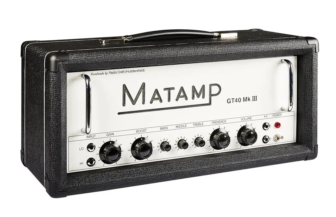 Matamp GT40 Front