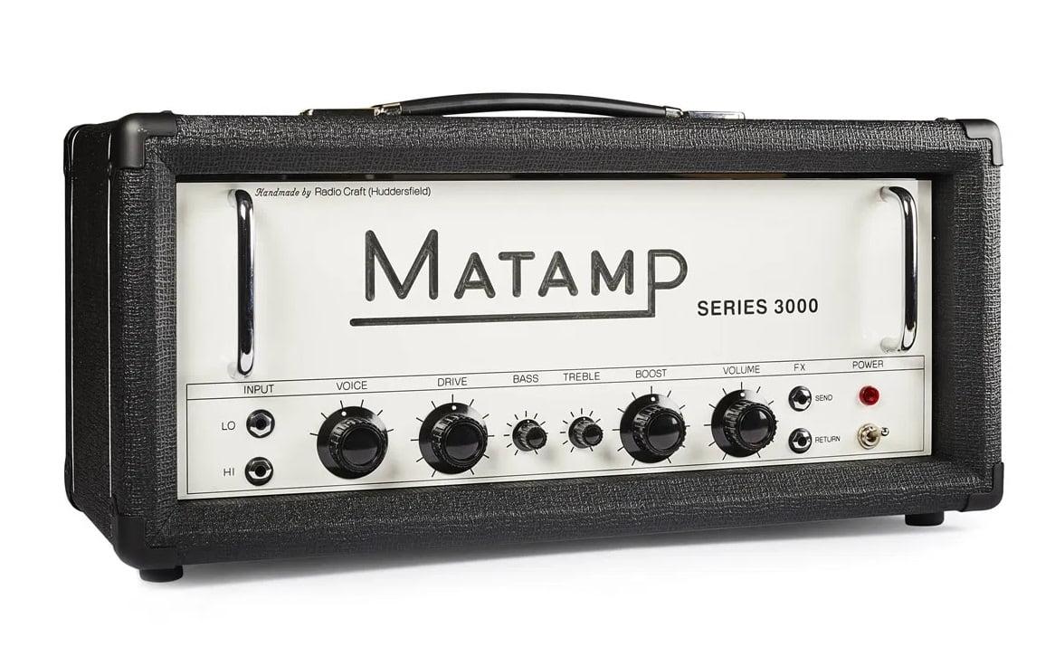 Matamp Series 3000 Front